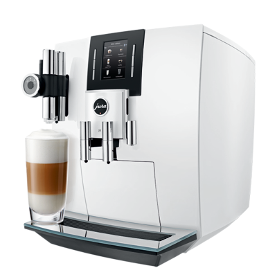 Jura  J6 Piano-White Kaffeevollautomat | 7610917151653