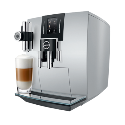 Jura  J6 Brillantsilber Kaffeevollautomat | 7610917151110