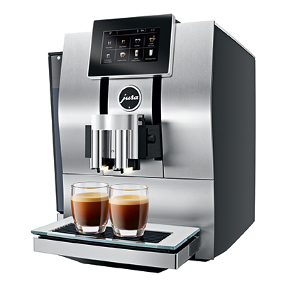 Jura  Z8 Aluminium Kaffeevollautomat   7610917150632