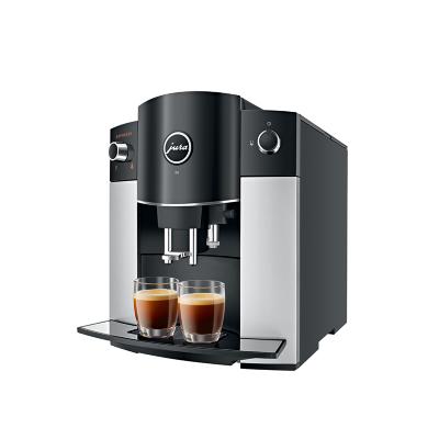 Jura  D6 Platin Kaffeevollautomat | 7610917151813