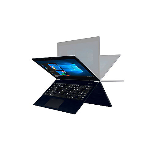 Toshiba Portégé X20W-E-10F Touch Notebook i7-7500U SSD Full HD LTE Win 10 Pro | 4051528366846