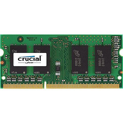 4GB Crucial DDR3L-1866 SO-DIMM für Apple Mac Pro (Ende 2013)   0649528775283