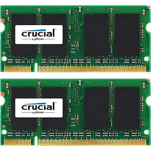 8GB (2x4GB) Crucial DDR3L-1866 SO-DIMM Kit für Apple Mac Pro (Ende 2013)   0649528775276