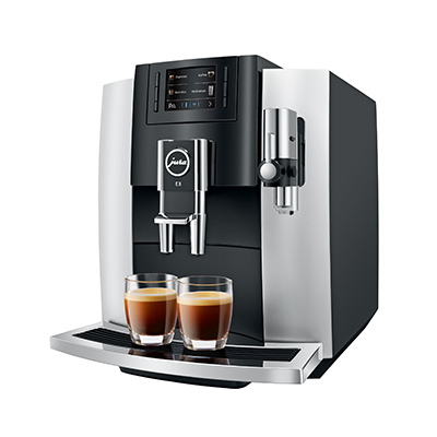Jura  E8 Platin Kaffeevollautomat | 7610917152476