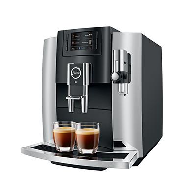 Jura  E8 Chrom Kaffeevollautomat | 7610917152353
