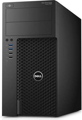 Dell Precision T3620 - i7-7700 16GB/1TB Intel HD 630 DVD±RW DL W10Pro