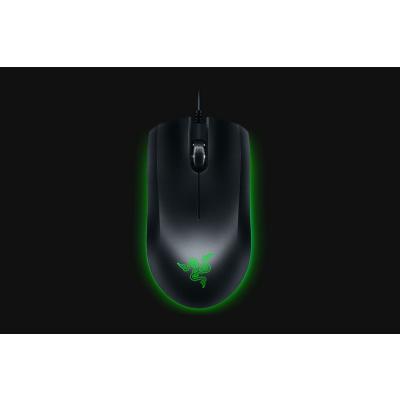 Razer  Abyssus Essential kabelgebundene optische Gaming Maus USB schwarz   8886419332442