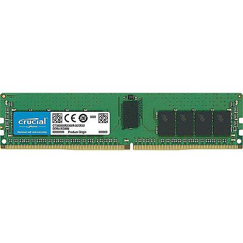 8GB (1x8GB)  DDR4-2666 CL19 RAM RDIMM Reg. ECC Speicher | 0649528780539