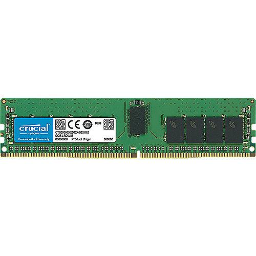 16GB (1x16GB)  DDR4-2666 CL19 RDIMM RAM Reg. ECC Speicher | 0649528780584