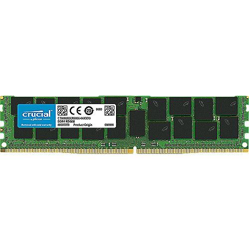 32GB (1x32GB)  DDR4-2666 CL19 RAM LRDIMM ECC Speicher Dual Ranked | 0649528780638