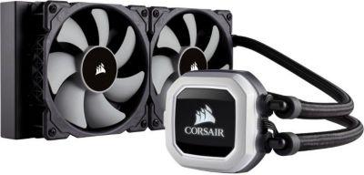 Corsair Hydro Series H100i Pro Wasserkühlung Intel und AMD CPU