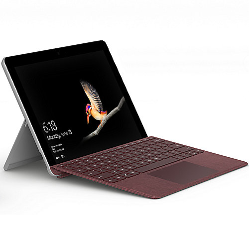"Microsoft Surface Go MCZ-00003 4415Y 8GB/128GB SSD 10"" IPS W10S + TC rot"