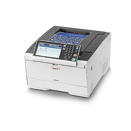 C542dn LED-Farblaserdrucker LAN Duplex   5031713067283