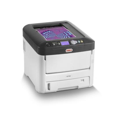 OKI  C712dn LED-Farblaserdrucker LAN Duplex | 5031713069225