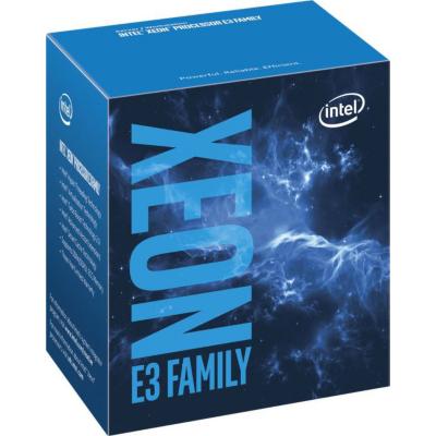 Intel  Xeon E3-1220V5 4×3.3GHz 8MB Turbo/VT/Flex (Skylake) Sockel 1151 BOX | 5032037077101