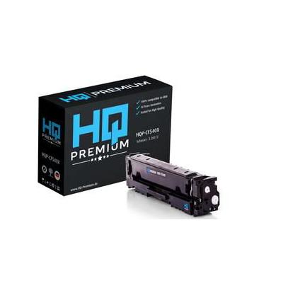 HQ Patronen HQ-Premium Toner ersetzt HP 203X / CF541X Cyan für ca. 2.500 Seiten   4059944976045