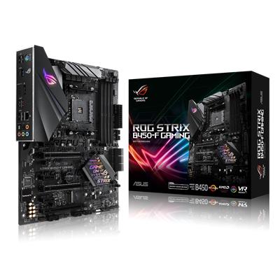 Asus  ROG Strix B450-F Gaming ATX Mainboard Sockel AM4 M.2/USB3.1/HDMI/DP | 4718017080279