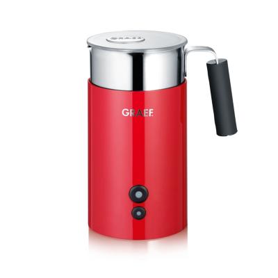 Graef  MS703 Milchaufschäumer rot | 4001627013448