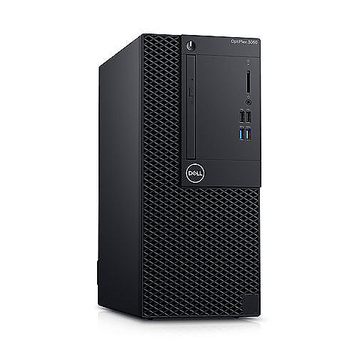 DELL OptiPlex 3060 MT - i5-7500 8GB/256GB ssd Intel HD 630 DVD-RW W10P