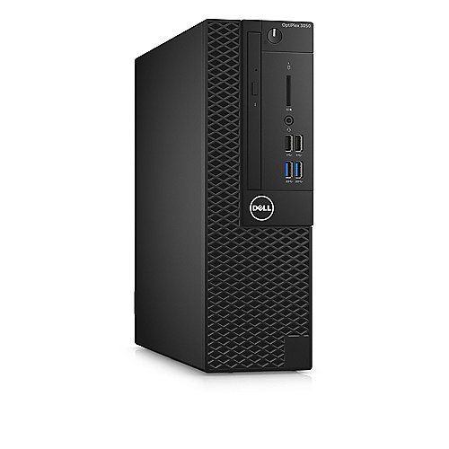 DELL OptiPlex 3050 SFF - i5-7500 8GB 256GB SSD Intel HD 630 DVD±ROM W10P