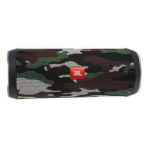 Jbl Flip4 Bluetooth Lautsprecher Wasserdicht Mit Akku Tarnmuster