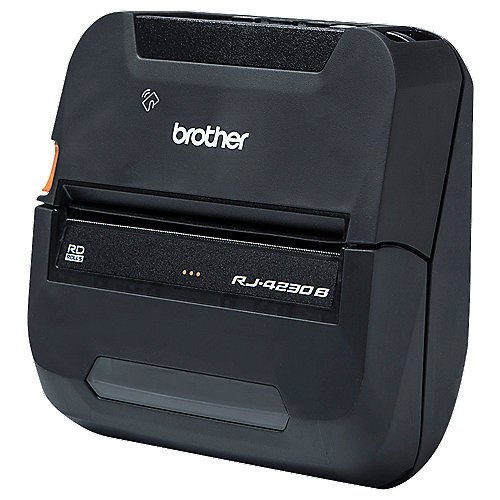 Brother RJ-4230B Etikettendrucker USB Bluetooth | 4977766788717