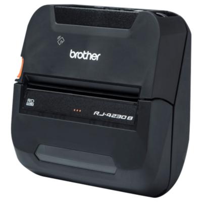 Brother  RJ-4230B Etikettendrucker USB Bluetooth | 4977766788717