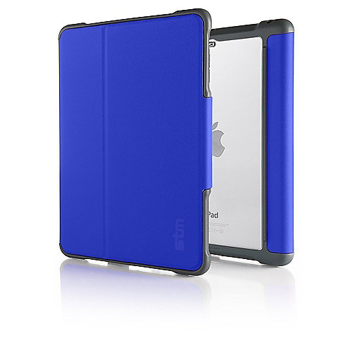 STM Dux Case für Apple iPad mini/mini 2 (Retina)/mini 3 blau/transparent