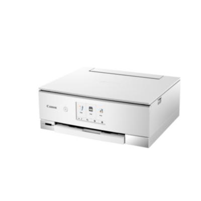 Canon PIXMA TS8251 Weiss Multifunktionsdrucker Scanner Kopierer WLAN