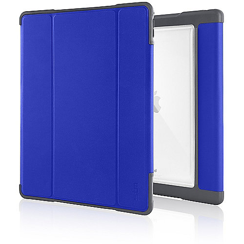 STM Dux Plus Case für Apple iPad Pro 12.9 (2015) blau/transparent
