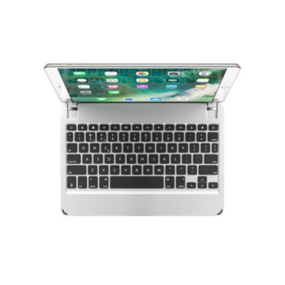 Brydge  10.5 Bluetooth Tastatur für iPad Pro 10,5″ silber | 0653341150462