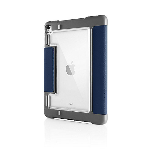 STM Dux Plus Case für Apple iPad Pro 12.9 (2017) midnight blau/transparent