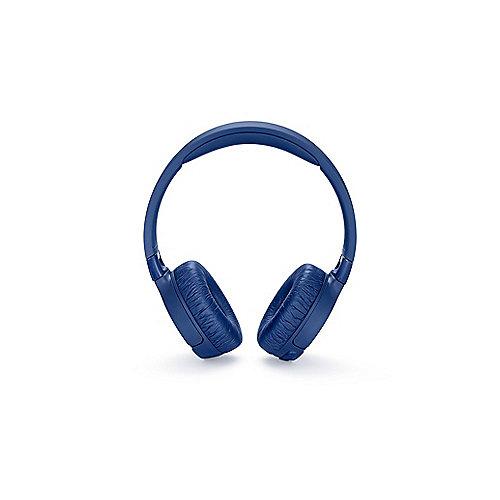 JBL TUNE 600BTNC Blau – On Ear-Noise-Cancelling Bluetooth Kopfhörer Mikrofon | 6925281932205