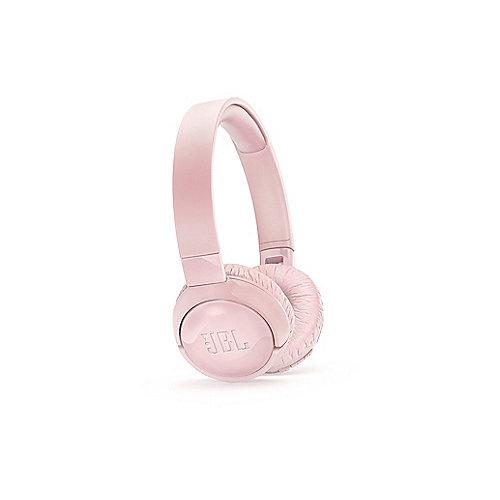 JBL TUNE 600BTNC Pink – On Ear-Noise-Cancelling Bluetooth Kopfhörer Mikrofon | 6925281932212