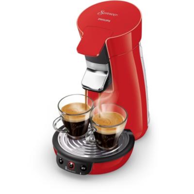 Senseo  Viva Café HD6563/80 Padmaschine rot   8710103844747