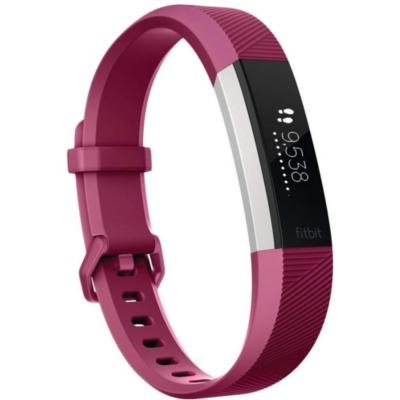 Fitbit  ALTA HR Fitness Tracker fuchsia large | 0816137024730