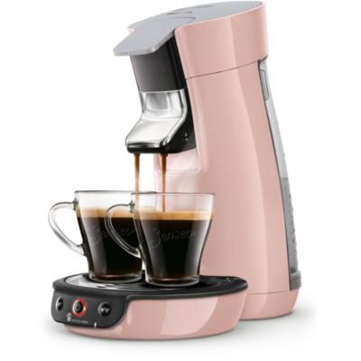 Senseo  Viva Café HD6563/30 Padmaschine rosa   8710103844655