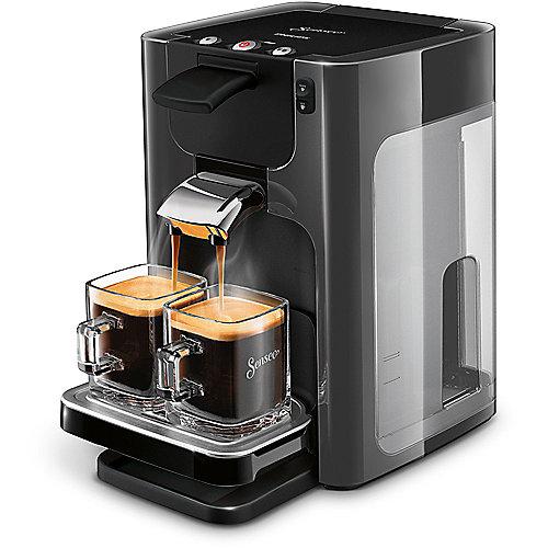 Senseo Quadrante HD7868/20 Padmaschine mit Kaffee-Boost dunkelgrau | 8710103813354