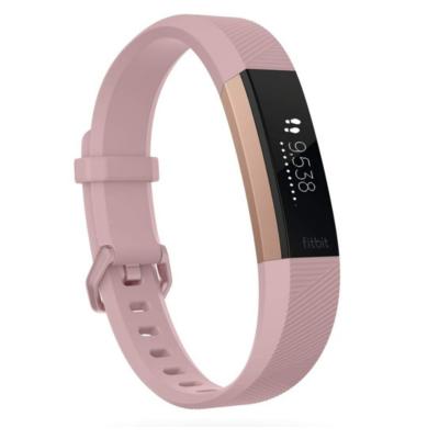 Fitbit  ALTA HR Fitness Tracker rosegold small | 0816137024372