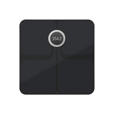 Fitbit  Aria 2 smarte Körperanalysewaage schwarz | 0816137020817