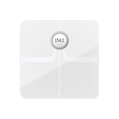 Fitbit  Aria 2 smarte Körperanalysewaage weiß | 0816137020848