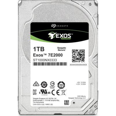 Seagate  Exos 7E2000 ST1000NX0303 – 1TB 7200rpm 128MB 4KN 2.5zoll SATA600 | 7636490043499