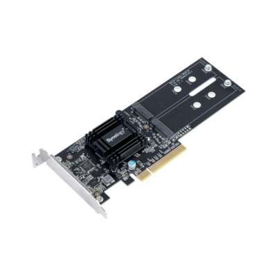 Synology  M2D18 SSD Adapter Dual M.2 NVMe/SATA   4711174723096