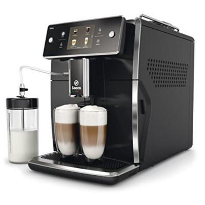Saeco SM7680/00 Xelsis Kaffeevollautomat schwarz
