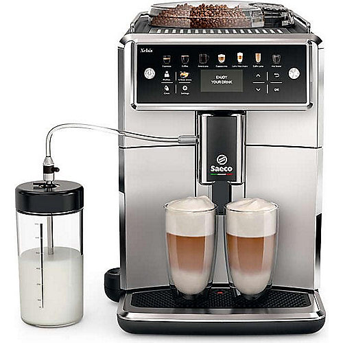 Saeco SM7581/00 Xelsis Kaffeevollautomat silber | 8710103834663
