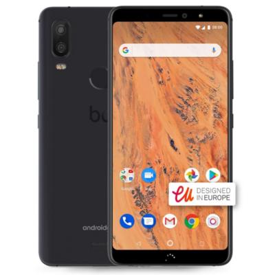 bq  Aquaris X2 3GB/32GB carbon black Dual-SIM Android One 8.1 Smartphone | 8434663009285