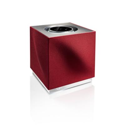 Bang & Olufsen Naim Mu-so QB Lautsprecher-Abdeckung Vibrant Red   5060332100156