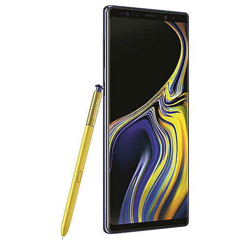 Samsung GALAXY Note9 ocean blue N960F 128 GB Android 8.1 Smartphone