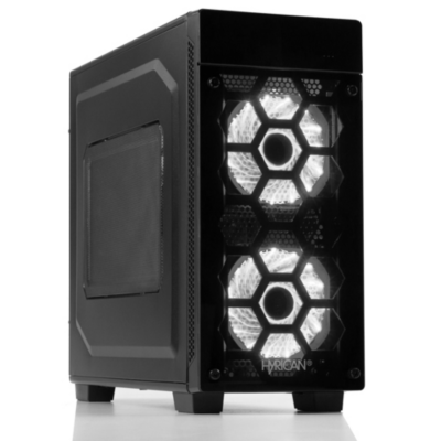 Hyrican  Striker PC white 6035 i7-8700 16GB 1TB 240GB SSD GTX 1070 ohne Windows   4045643060352