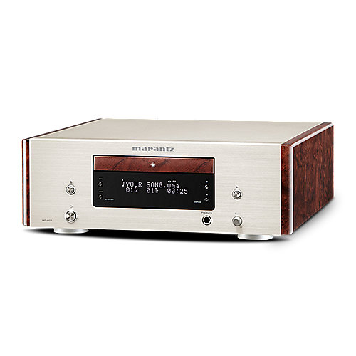 *Marantz HDCD1 High-End CD-Player Silber/Gold